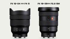 Sony lancia sul mercato due nuovi grandangoli Sony non si ferma pi?! Il colosso giapponese ha deciso di provare a puntare tutto su nuove tecnologie in campo fotografico per poter finalmente scavalcare sul mercato le rivali storiche Canon e Nikon #sony #obiettivo #reflex #fotografia