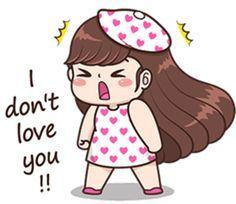 Ab ni h love. Love Cartoon Couple, Cute Couple Comics, Cute Cartoon Pictures, Cute Couple Art, Cute Cartoon Girl, Cute Love Stories, Cute Love Gif, Cute Love Pictures, Feeling Pictures
