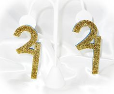 "choledebre--""24"" (Gold Glitter)"
