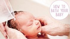 expert and baby whisperer Dorothy Waide offers her no-nonsense guide to bathing a newborn. Huggies, Baby Whisperer, Baby Information, Razor Bumps, Baby Hacks, How To Get Rid, Baby Feeding, Baby Sleep, Breastfeeding