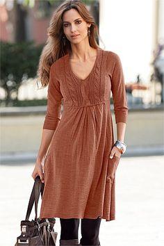Dresses - Together Knitted Dress - EziBuy New Zealand