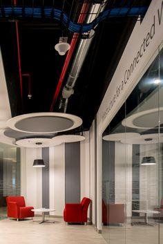 Panduit Offices – Mexico City