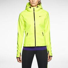 Nike Hypertech Full-Zip Women's Training Hoodie. Nike Store PT