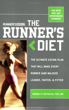 Buy a cheap copy of Runners World The Runners Diet: The Ultimate Eating Plan That Will Make Every Runner (and Walker) Leaner, Faster, and Fitter by Madelyn H. Fernstrom, Ted Spiker, Editors of Runners World Maga 1594862052 9781594862052 - A gently us Fitness Workouts, Fitness Motivation, Sport Fitness, Running Workouts, Running Tips, Health Fitness, Fitness Quotes, Running Food, Workout Routines