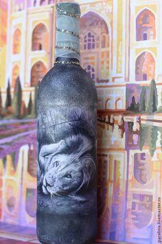 Картинки для декупажа бутылок вина 120