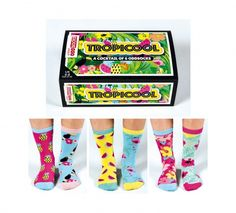 United Oddsocks Tropicool - Ladies Socks