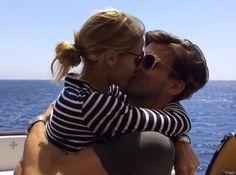 Olivia Palermo and Johannes Huebl #Sundays