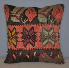 vintage kilim cushion covers