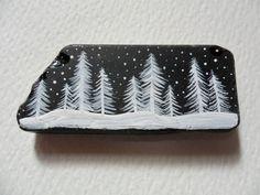 50 DIY Christmas Rock Painting Ideas (31)