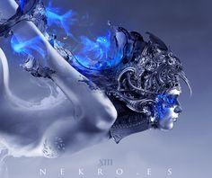 The art of Nekro : Photo