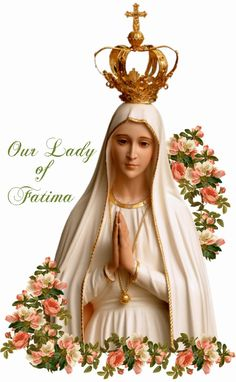 Free our lady of fatima father jerabek images clip art free large images Jesus Mother, Blessed Mother Mary, Blessed Virgin Mary, Saint Bonaventure, Lady Of Fatima, Queen Of Heaven, Mama Mary, Mary And Jesus, Divine Mercy