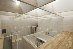 Vivienda sin ventanas con mucha luz natural: Casa Daylight,Takeshi Hosaka Architects - Noticias de Arquitectura - Buscador de Arquitectura
