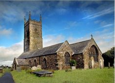St.Eval Church, Cornwall