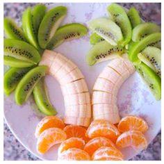 Fruit palm trees(: