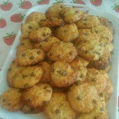 Biscuiti cu banane si cereale | Savori Urbane Muffin, Potatoes, Vegetables, Breakfast, Food, Banana, Morning Coffee, Potato, Essen