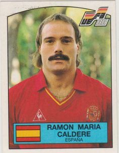 STICKER PANINI EURO 88, Sticker #146 - RAMON MARIA CALDERE New - EUR 1,81. PANINI STICKER EURO 88,Sticker #146 - RAMON MARIA CALDERE New SHIPPING NORMAL MAIL (BUYERS RISK) 2.5$-REGISTERED MAIL 5.00$ +1.50$ FOR EVERY COMBINED ITEM IT APPROXIMATELY TAKES 8 TO 25 WORKING DAYS TO REACH YOU,DEPENDING ON DESTINATIONPlease take the time to check out our other auctions.If you win more than one of our auctions,we will be glad to combine shipping PAYMENT METHODS I accept only PayPal Buyers are… Champions League 2007, Fifa World Cup France, Euro 96, France Euro, European Championships, World Cup 2014, Stickers, Baseball Cards, Check