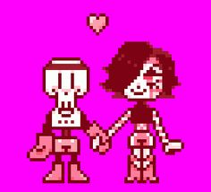 I'm french and i love undertale & steven universe !