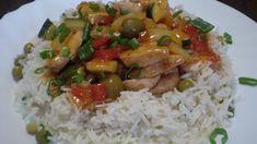 Vaření s Tomem Grains, Food, Red Peppers, Eten, Seeds, Meals, Korn, Diet