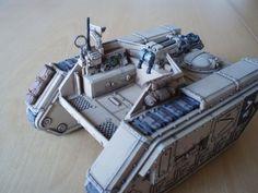 Custom Salamander stowage Salamanders 40k, 40k Armies, 40k Imperial Guard, 40k Terrain, Model Tanks, Warhammer 40k Miniatures, Camo Patterns, Centaur, Warhammer 40000