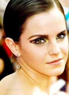 Emma Watson at Harry Potter and the Deathly Hallows - Part 2: NY Premiere.