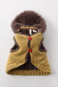 Tagalong Dog Sweater - anthropologie.com