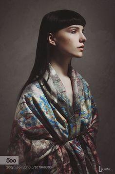 Suzi by LisaGriffin #CHIKORA