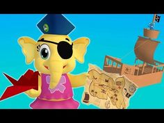 Emmie - Sea Patrol For Treasure Nursery Songs, Kids Nursery Rhymes, Rhymes For Kids, Treasure Song, Pirate Treasure, Kids Tv, Our Kids, Dino Train, Dinosaur Songs