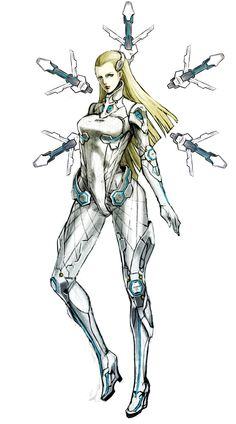 View an image titled 'Sasha Ivanoff Art' in our Anarchy Reigns art gallery featuring official character designs, concept art, and promo pictures. Alien Character, Cyberpunk Character, Female Character Design, Character Concept, Character Art, Concept Art, Superhero Characters, Female Characters, Female Armor