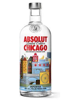 Absolut Vodka - Chicago