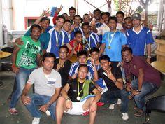 Fusion Soccer League 2012 : Winner : (Park Street)