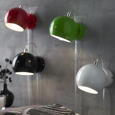 Ball Metal Anniversary Wall Lamp Frandsen @ RoyalDesign.no