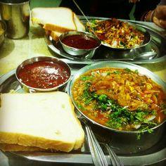 Thali breakfast
