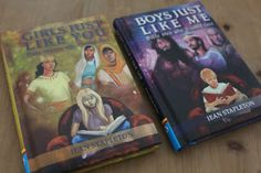 delivering grace: Girls just like You/Boys just like Me Home Schooling, Christian Life, Like Me, Boys, Girls, Books To Read, Baseball Cards, Education, Reading
