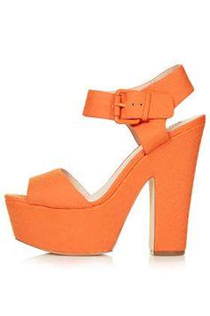 LANA Platform Sandals - Art Meets Fashion - We Love