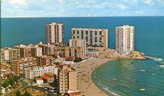 Foto de Cullera, Valencia 1972