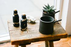 Succulent love. magpie and rye. / sfgirlbybay