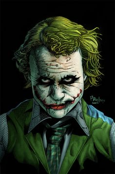 The Joker by Paul Abstruse.