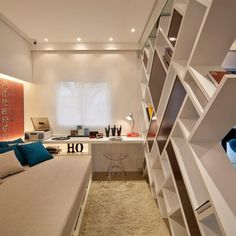 Projeto Fernanda Marques #assimeugosto apartamentopequeno