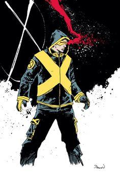 Cyclops by Declan Shalvey