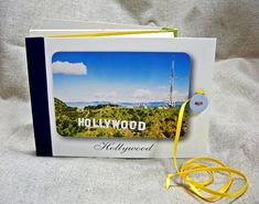 Jeannine Stein, author of Re-Bound and Adventures In Bookbinding, has put together super cute kits for making this recycled postcard book. The following are the directions on how to make a recycled postcard accordion fold book so you can make...