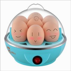 Kitchen Tools Eggs Device Multifunction Poach Boil Electric Egg Cooker Boiler Steamer Automatic Safe  Kitchen Utensil