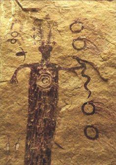 Petroglyph | ancient petroglyph spiral « UFO-Contact News