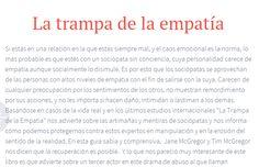 La tríada empático, sociópata y apático. #AbusoEmocional