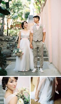 We love everything about this wedding dress!