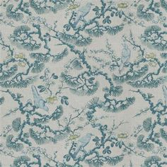 Wonderful Choose the Right Fabric for Your Sewing Project Ideas. Amazing Choose the Right Fabric for Your Sewing Project Ideas. Bedroom Color Schemes, Bedroom Colors, Vern Yip, Calico Corners, Turquoise Fabric, Fabric Design, Vintage World Maps, Upholstery, Drapery