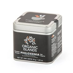 A relaxing, organic herbal drink without caffeine, with lemon aftertaste. Organic Herbal Tea, Organic Herbs, Herbal Teas, Infusion Bio, Cooking Herbs, Greek Dishes, Natural Remedies For Anxiety, Lemon Balm, Tea Blends