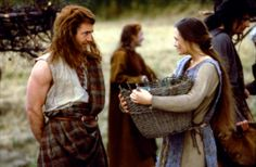 Amid the color, pageantry, and violence of medieval Scotland unfurls the resplendent tale of the legendary William Wallace, farmer by birth, rebel by fate, who banded together his valiant army of Scots to crush the cruel tyranny of the English Plantagenet king.