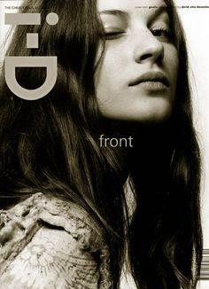 Favorite photo of Gisele Bundchen Cover on i-D