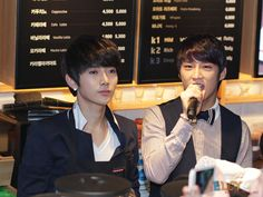 Hyeongkon and Jaehyung - AJAX