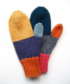Odd Mittens 1 by blackoutwell on Etsy
